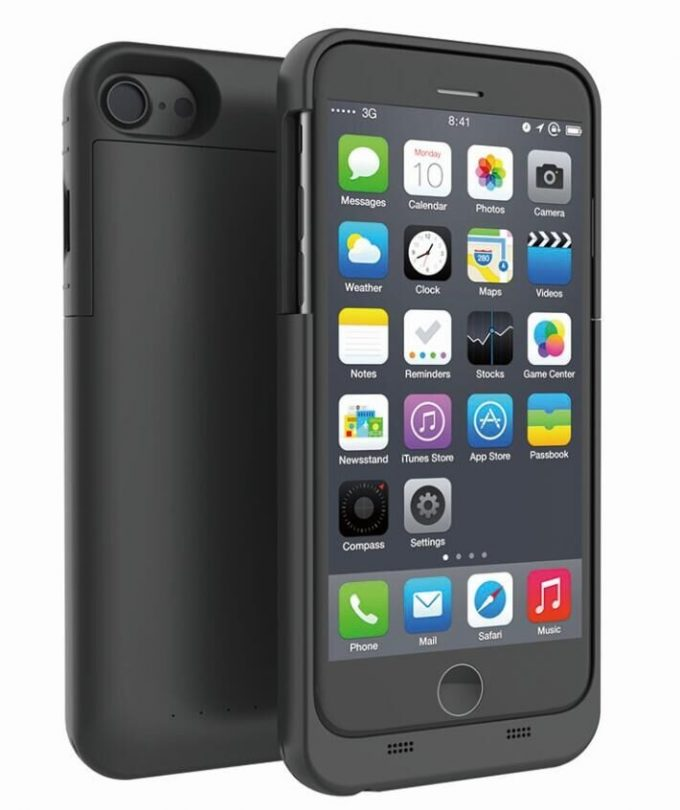 Coque rechargeable MFI iPhone 5 / 5s