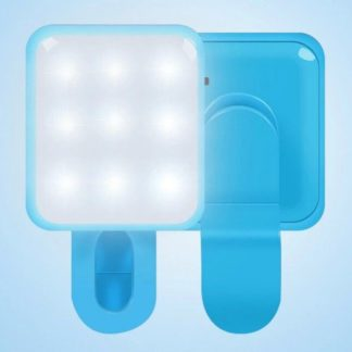 ring light led RK-10 (iOS et Android)