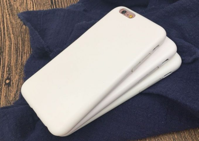 Coque photosensible IPhone 7 Plus et iPhone 8 plus