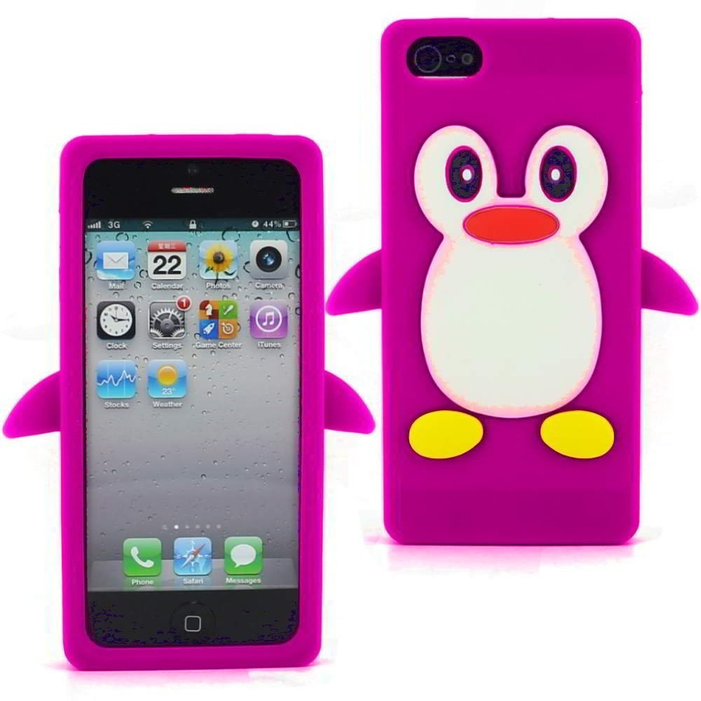 coque pingouin iphone 7