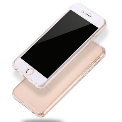Coque Iphone 6 & Iphone 6s Silicone Gel Intégrale