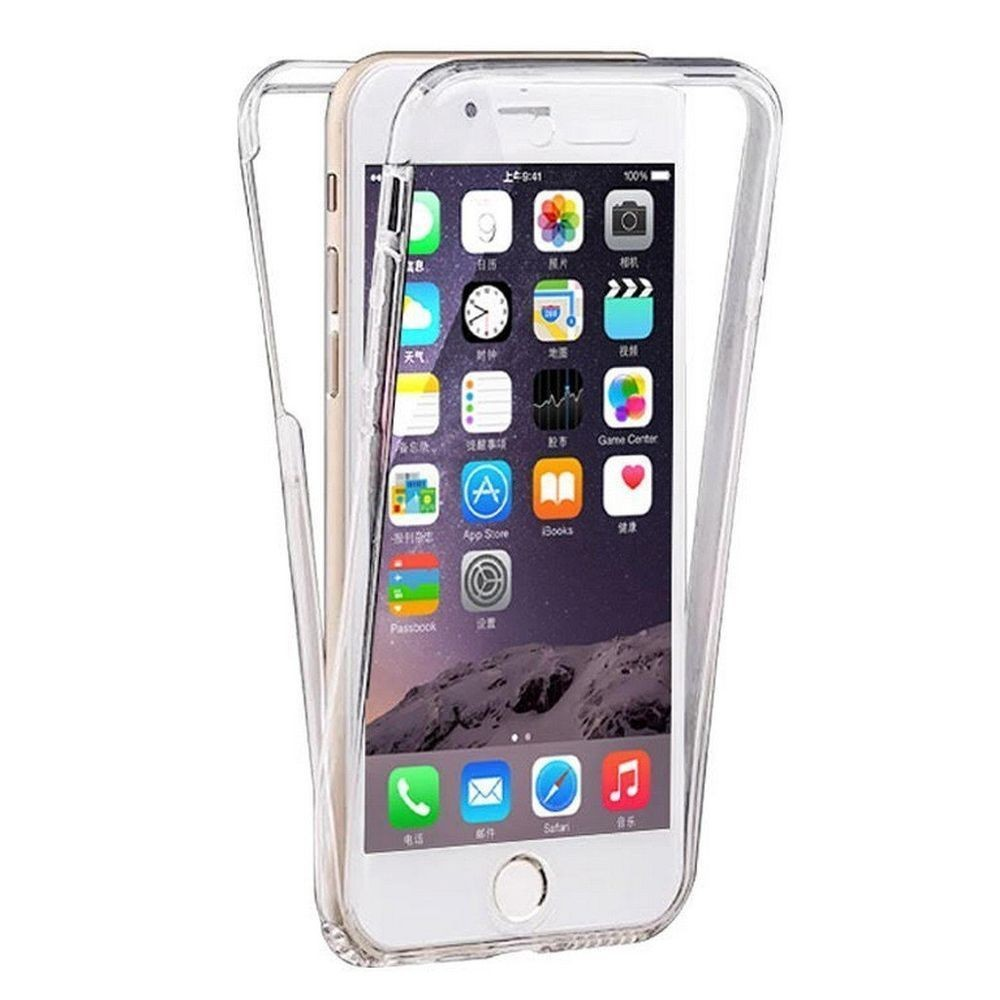 coque silicone gel iphone 6