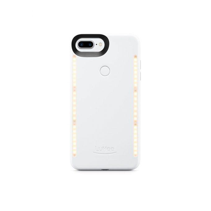 Coque Lumee LED Duo iPhone 7 Plus et iPhone 8 plus