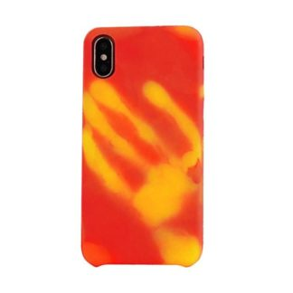 Coque Thermosensible iPhone X Waahooo