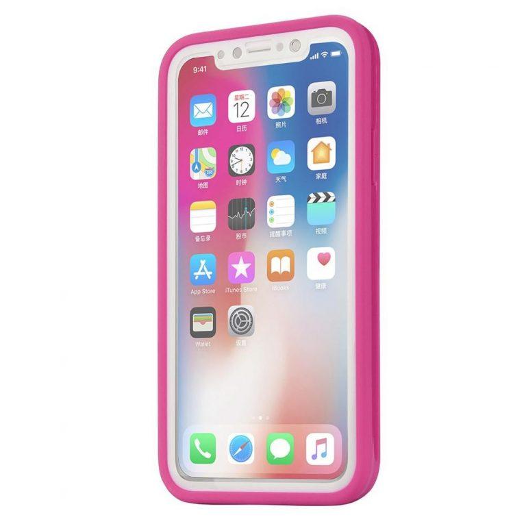 Coque Waterproof iPhone X waahooo