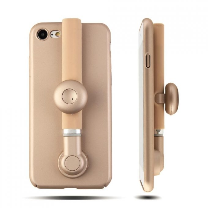 Coque Intelligente Perche Selfie iPhone 7 et iPhone 8