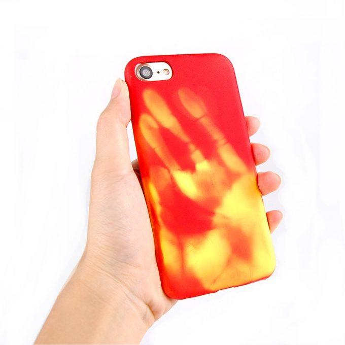 Coque Thermosensible iPhone 7 Plus et iPhone 8 plus