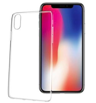 Coque Iphone X Ultra Fine Silicone Gel