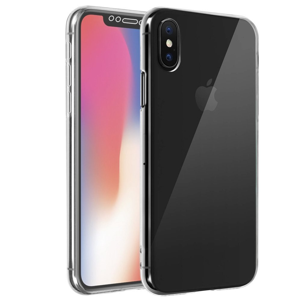 coque integrale iphone x silicone