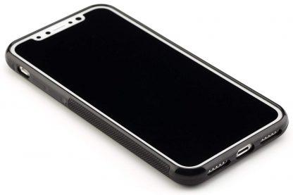coque iphone xr anti gravity noir