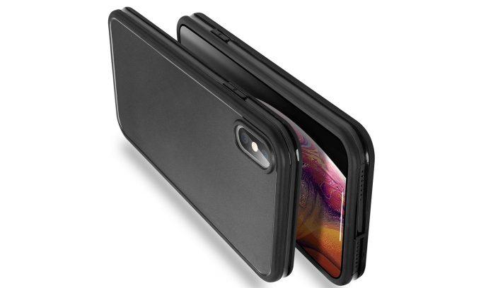 Coque iPhone Xs Max étanche